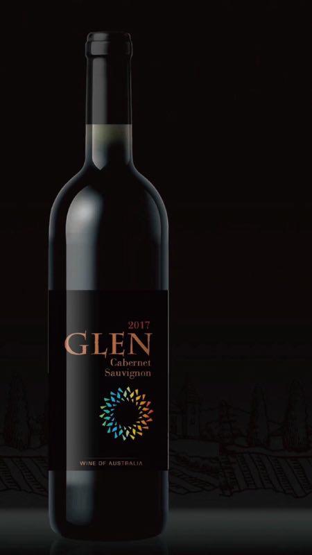 格林赤霞珠红葡萄酒2017
