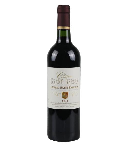 大贝斯城堡干红葡萄酒 一箱六瓶