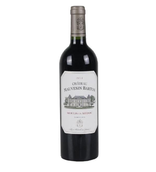 墨本斯巴顿庄园红葡萄酒 一箱六瓶