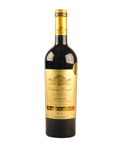 嘉文庄园米内瓦干红葡萄酒 6瓶装