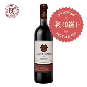 戈洛红葡萄酒Gloire Lumineuse