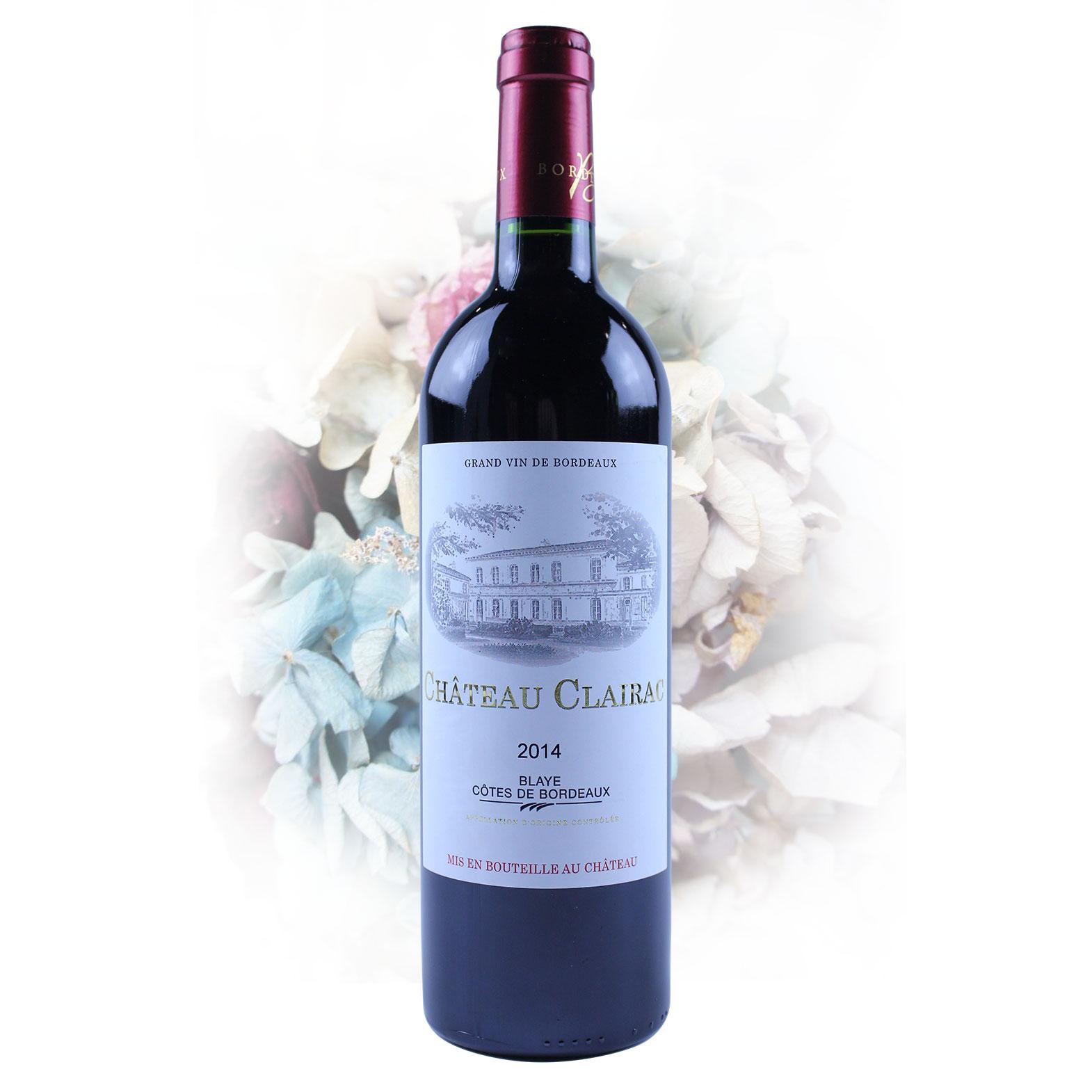 克莱卡酒庄干红葡萄酒
