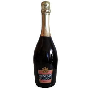 艾莉娜莫斯卡托起泡酒(特制重瓶) 六瓶装