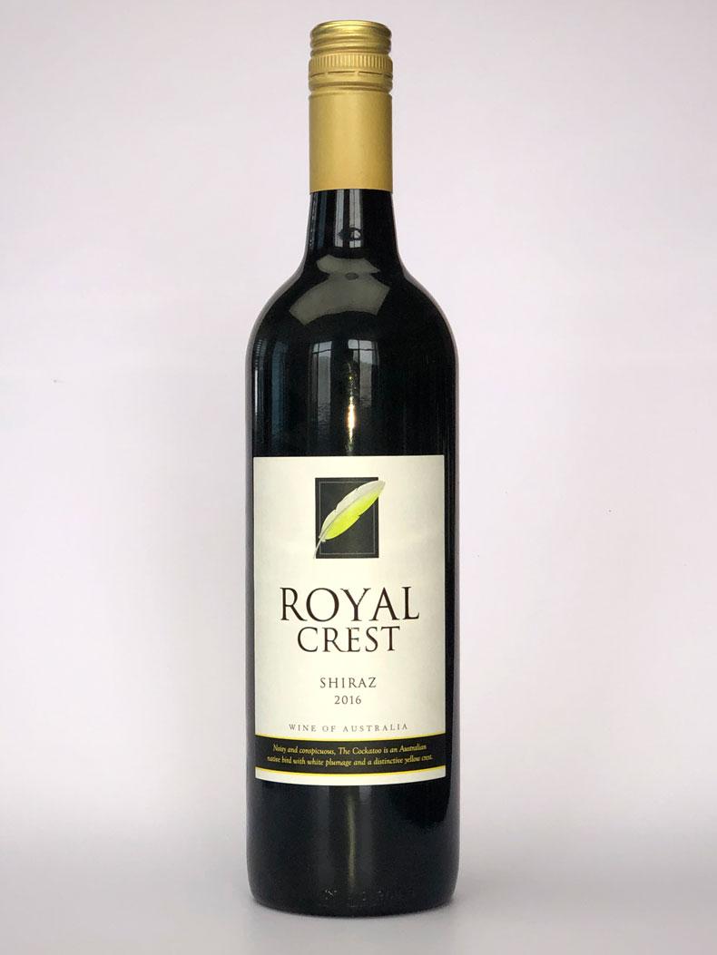 2016金峰设拉子红葡萄酒
