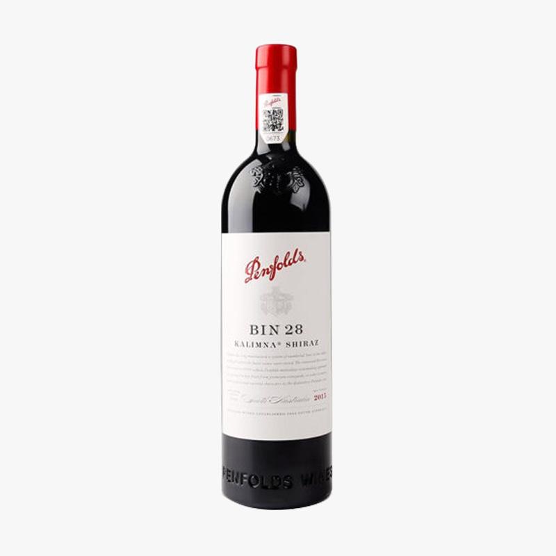 澳洲原瓶进口红酒奔富28 / BIN28西拉干红葡萄酒