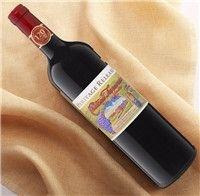 澳大利亚原瓶进口 百年酒庄【腾塔堡】老藤西拉红葡萄酒750ml 南航头等舱御用酒