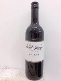 大卫特雷格色拉子红葡萄酒2014