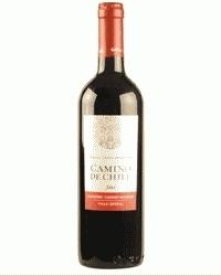 嘉米诺赤霞珠卡曼尼混酿干红一箱六瓶