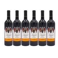阿玛瑞BIN101西拉红葡萄酒2015 六支装