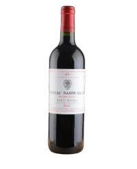 达斯文宝雅古堡干红葡萄酒 一箱六瓶