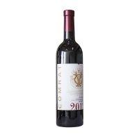 阳光之国 摩尔多瓦科姆拉茨酒庄 阔穆拉特萨别拉维红葡萄酒 750ML