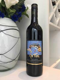 【买一送一】澳洲维多利亚最古老雷洛酒庄飞鱼赤霞珠梅洛红葡萄酒2支装
