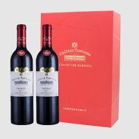 澳洲腾塔堡巴罗萨西拉设拉子干红葡萄酒750ml