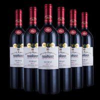 腾塔堡巴罗萨设拉子红葡萄酒